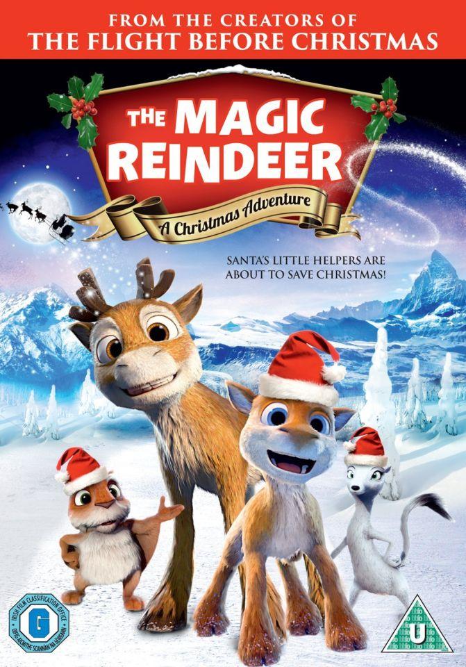 the-magic-reindeer