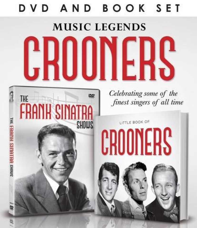 crooners-includes-book