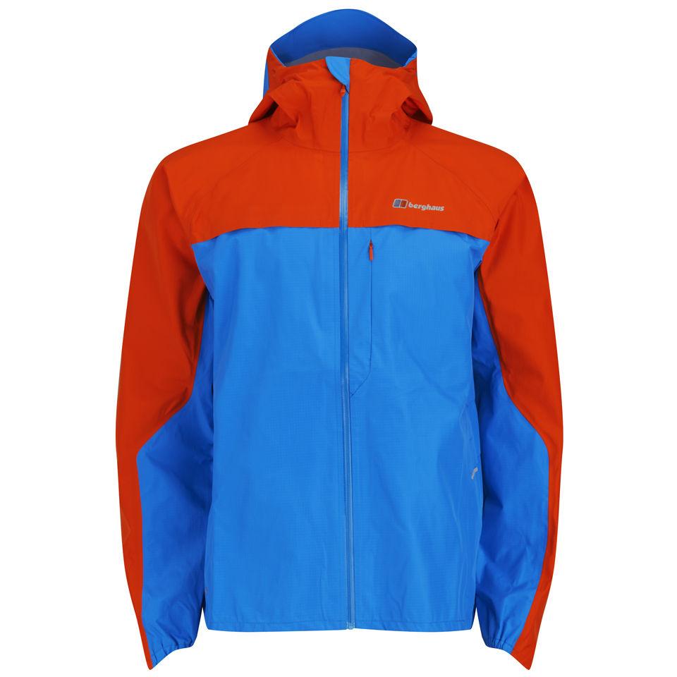Mens red berghaus jacket