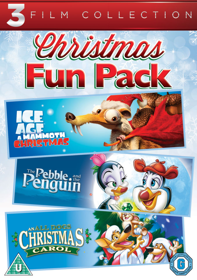 An All Dogs Christmas Carol Uk Vhs
