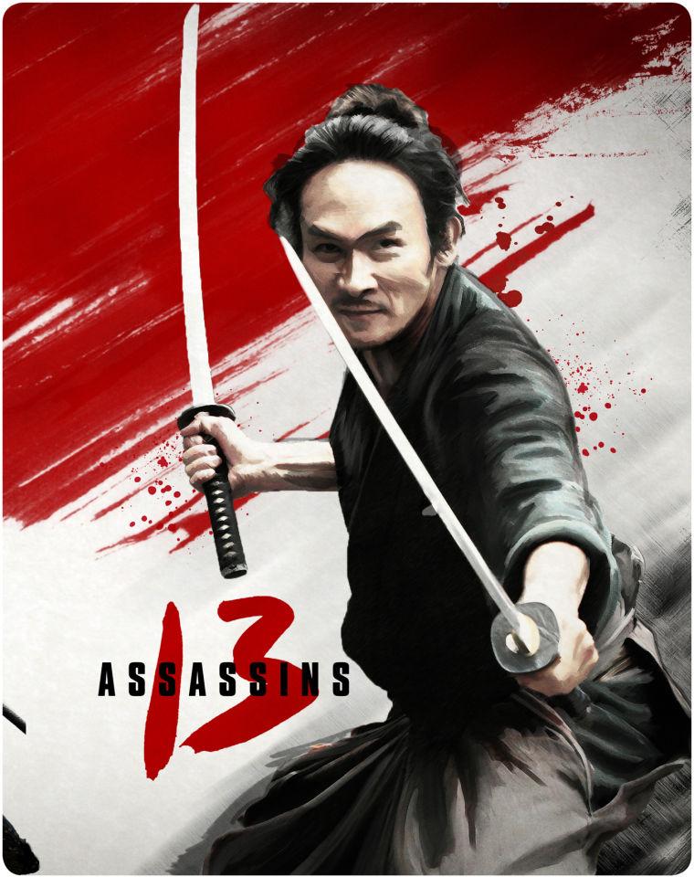 13 Assassins - Steelbook Exclusivo de Zavvi (Edición Limitada)
