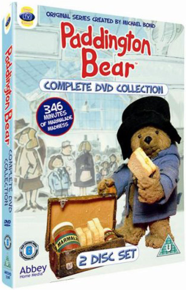 paddington-bear-complete-collection