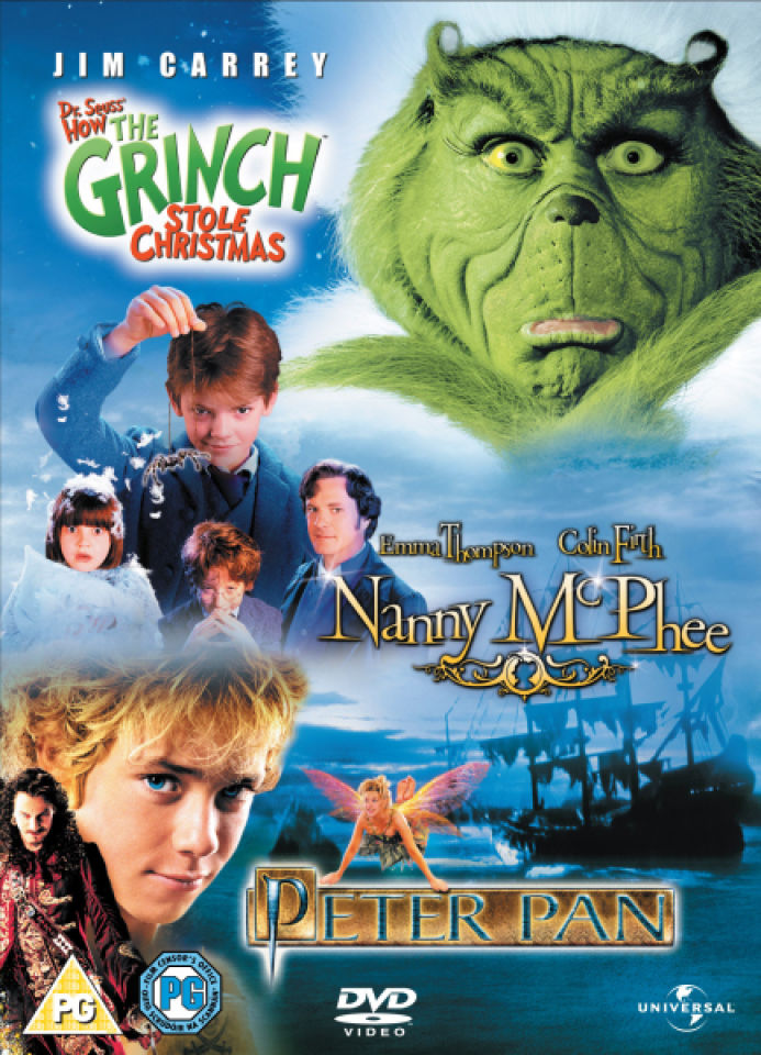 grinch-nanny-mc-phee-peter-pan