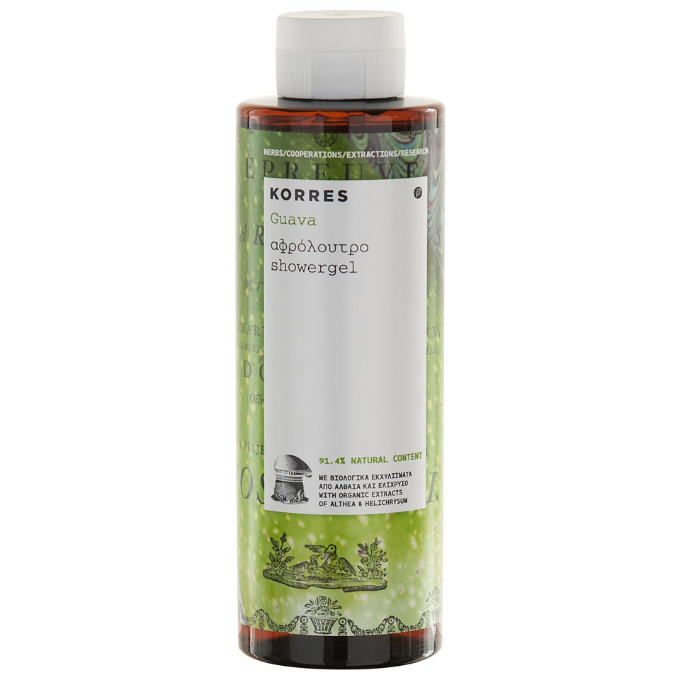 korres-guava-shower-gel-250ml