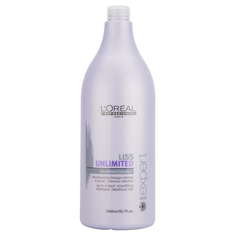 L'Oreal Professionnel Série Expert Liss UnlimitedForce 2 Shampoo (1500 ml)