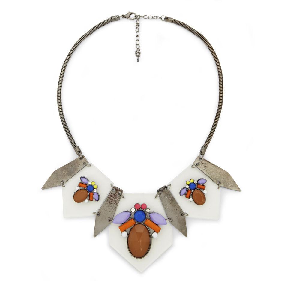 impulse-women-multi-perspex-necklace-clear