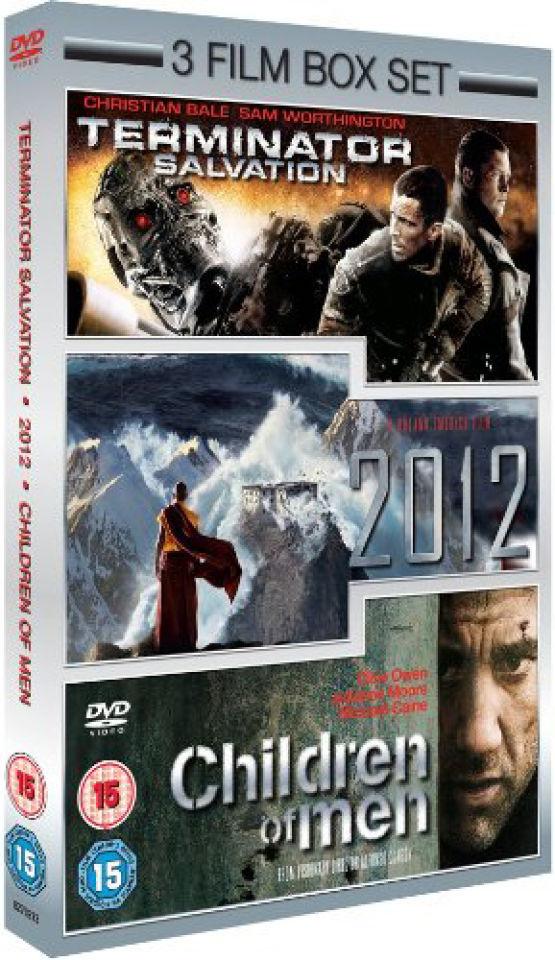 2012 / Terminator Salvation / Hijos de los Hombres