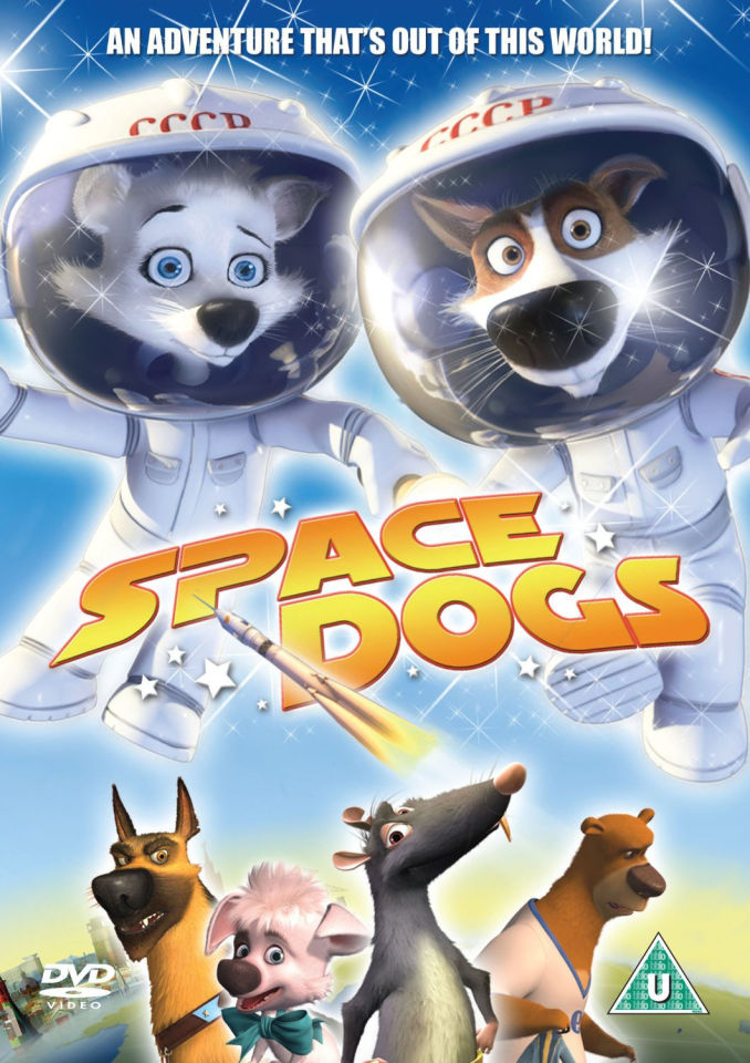 space-dogs