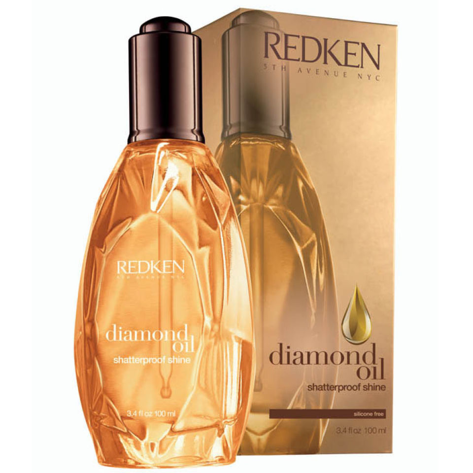Redken Diamond Oil Shatterproof Shine 100ml Free