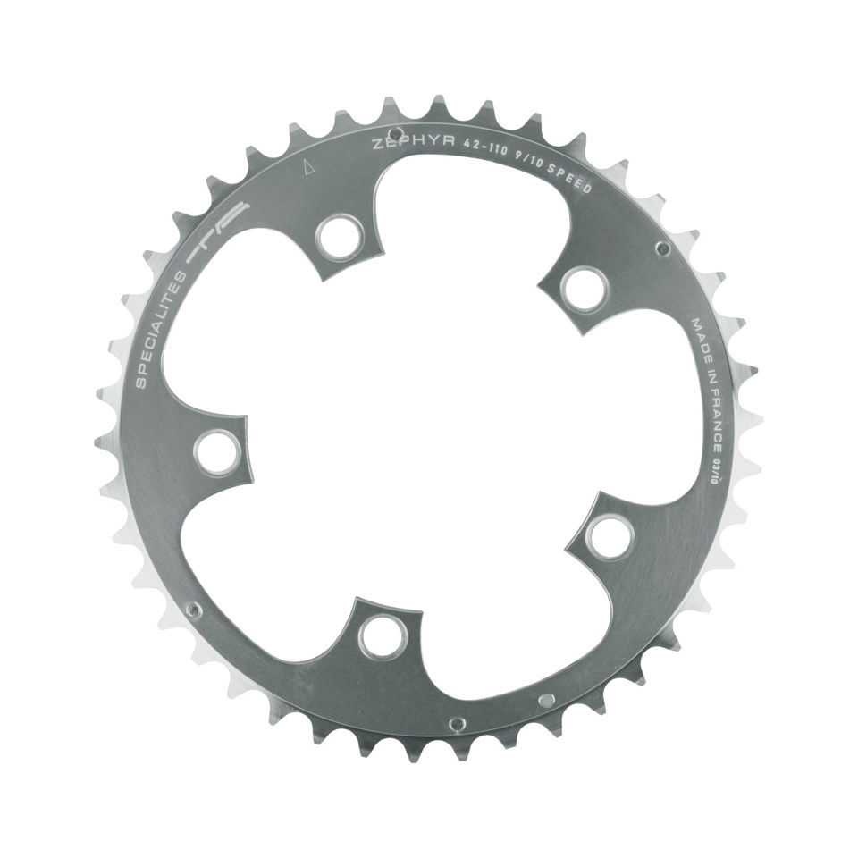 Specialites TA Zephyr Outer Bicycle Chainring - 42 Tooth | Klinger
