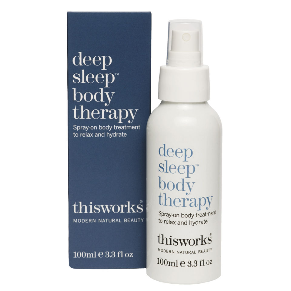 this works Deep Sleep Body Therapy (100ml) 10990059