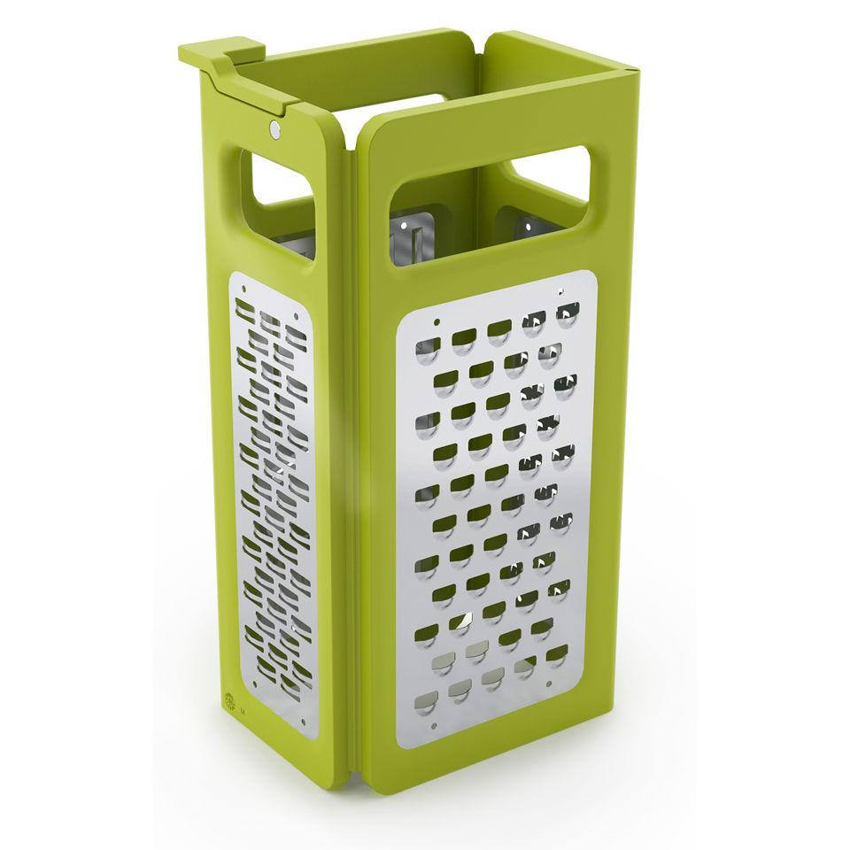 joseph-joseph-fold-flat-grater-plus-green