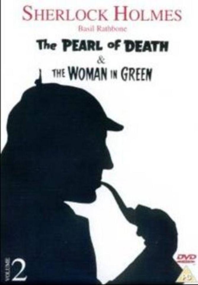 sherlock-holmes-pearl-of-death-woman-in-green