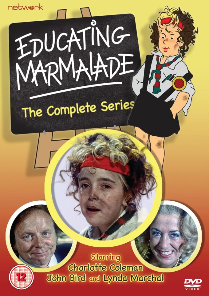 educating-marmalade-the-complete-series