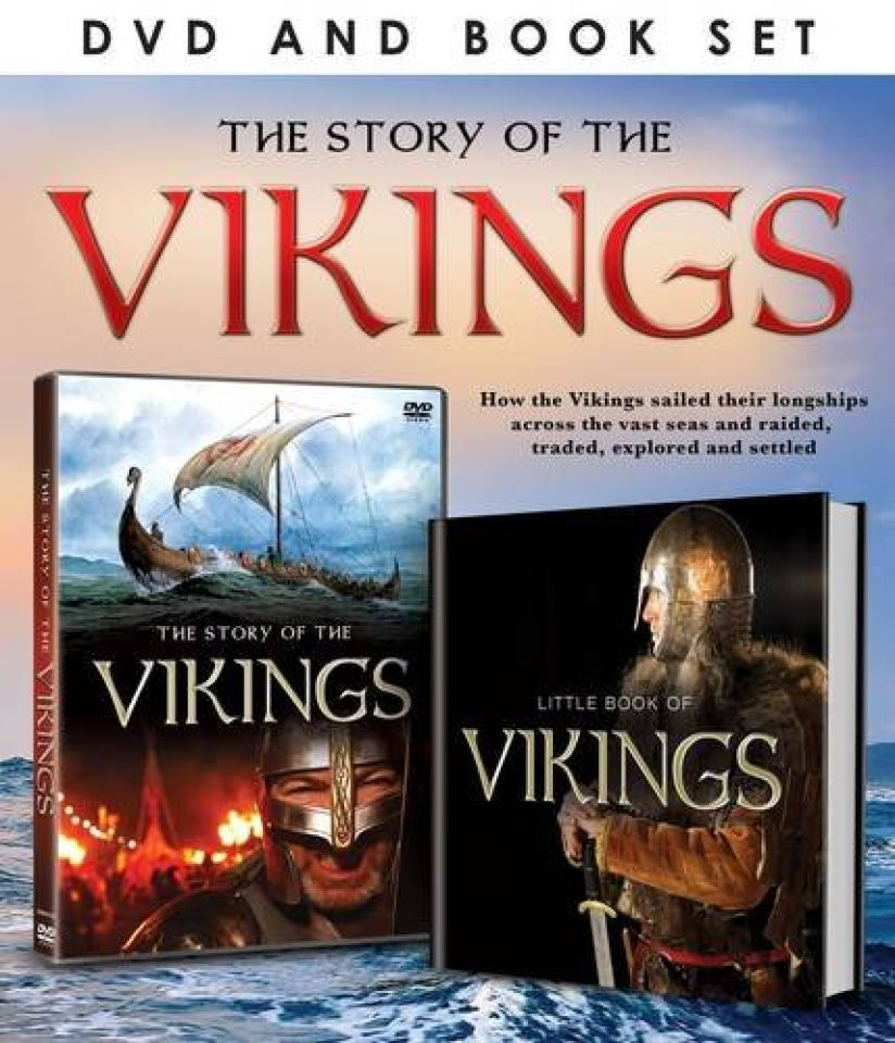 vikings-includes-book