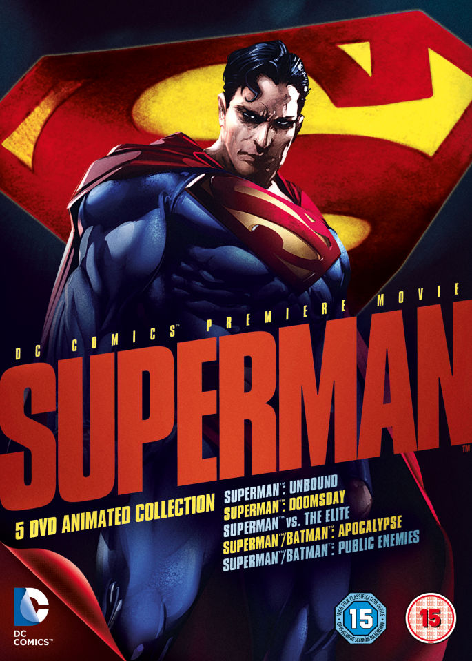 superman-animated-collection