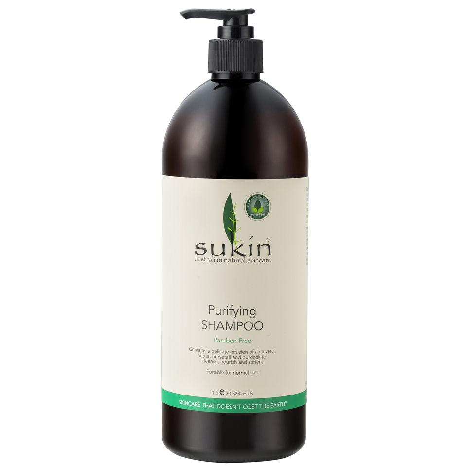 sukin-purifying-shampoo-1-litre