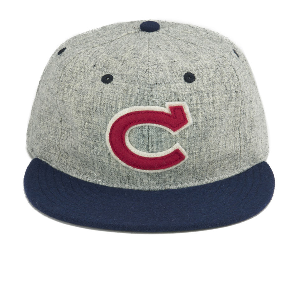 7adf697e1aa Ebbets Field Flannels Men s Chunichi Dragons Strap Back Cap - Navy - Free  UK Delivery over £50