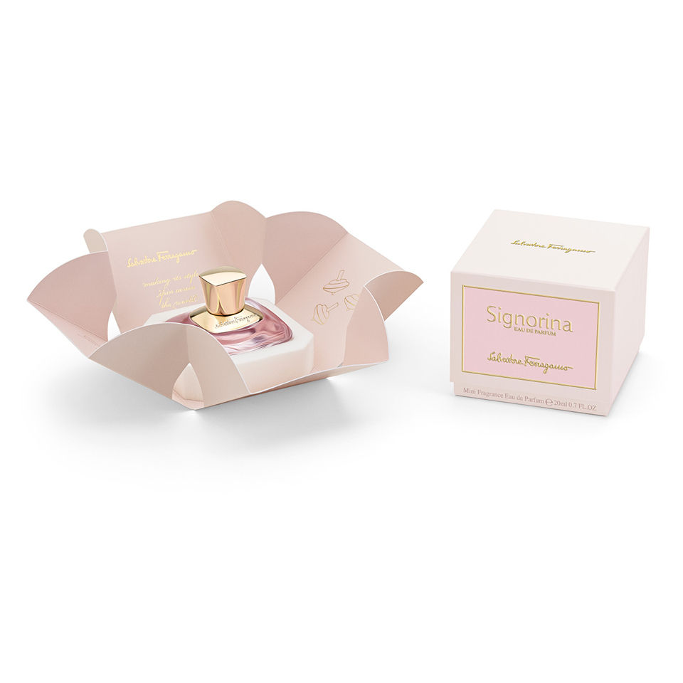 Salvatore Ferragamo Signorina Eau de Parfum Mini Collection 20ml