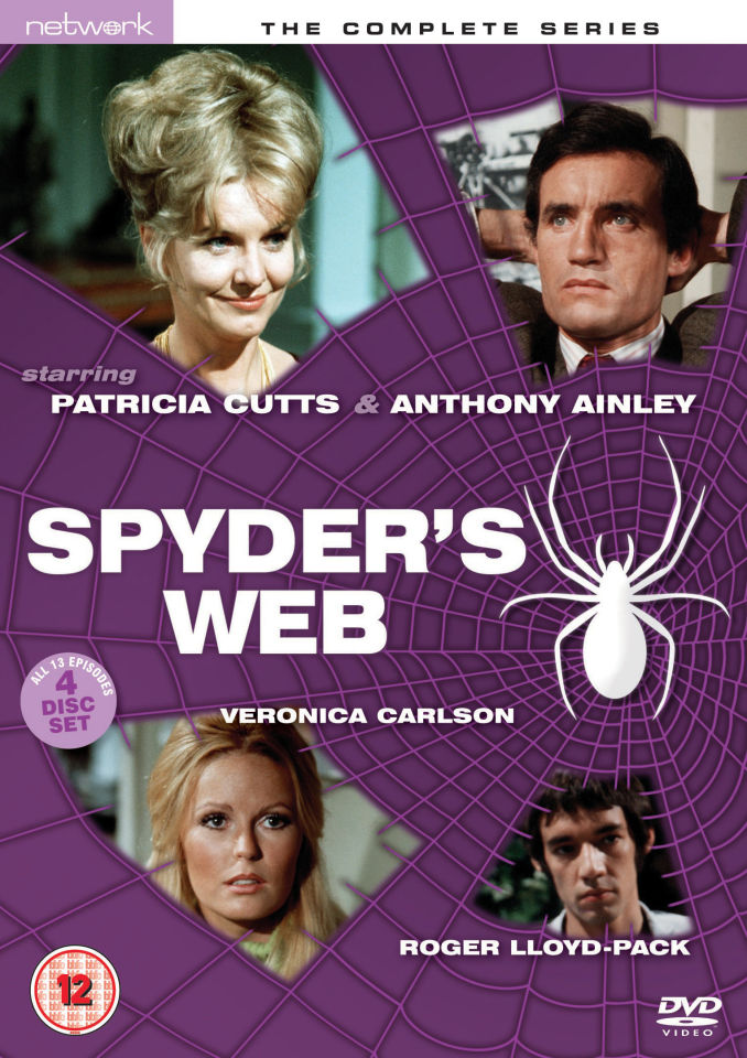 spyder-web-the-complete-series