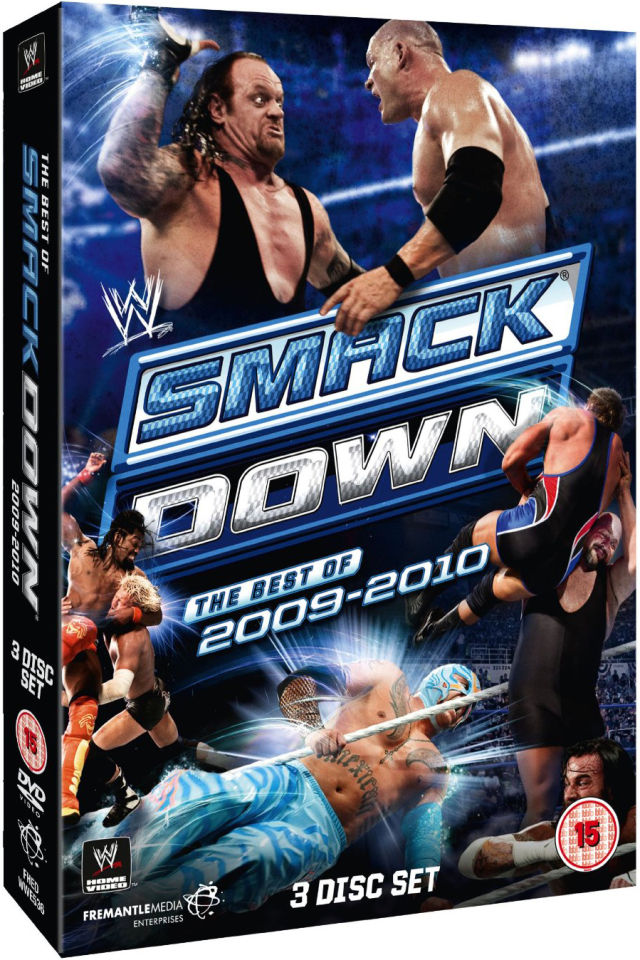 Wwe Smackdown The Best Of 2009 2010 Dvd Zavvi