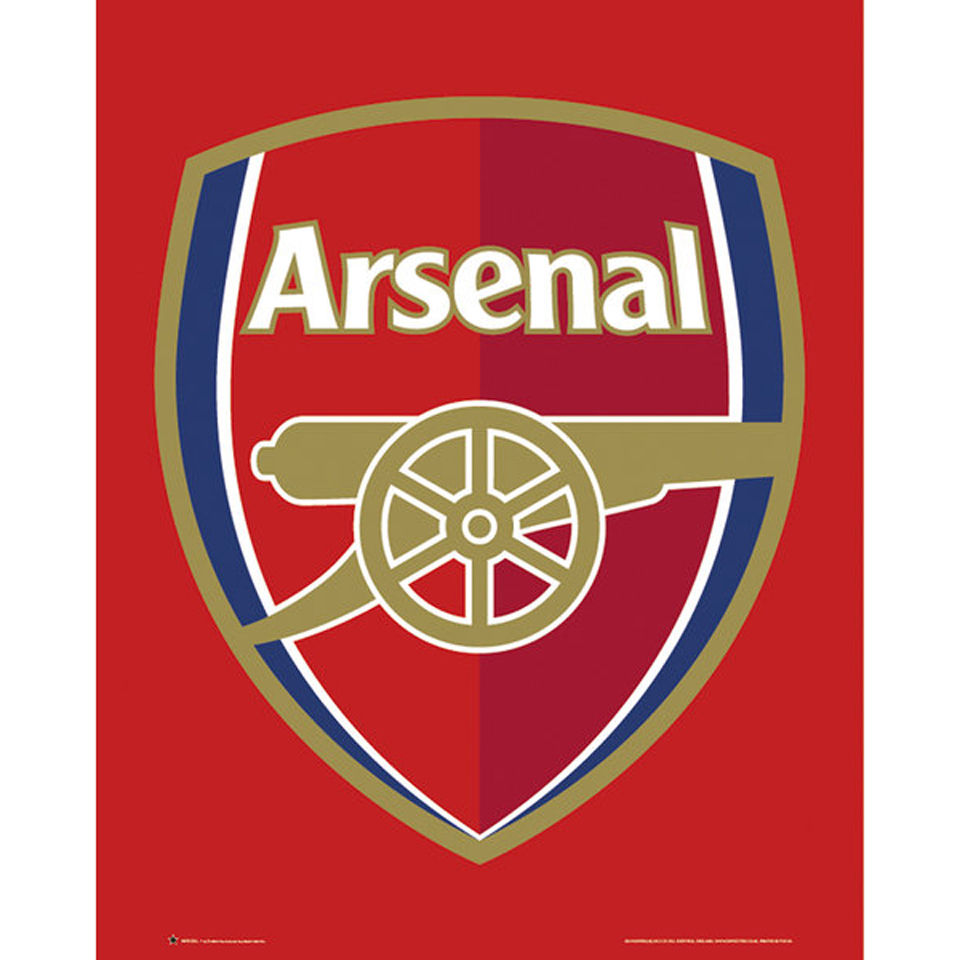 arsenal-club-crest-mini-poster-40-x-50cm