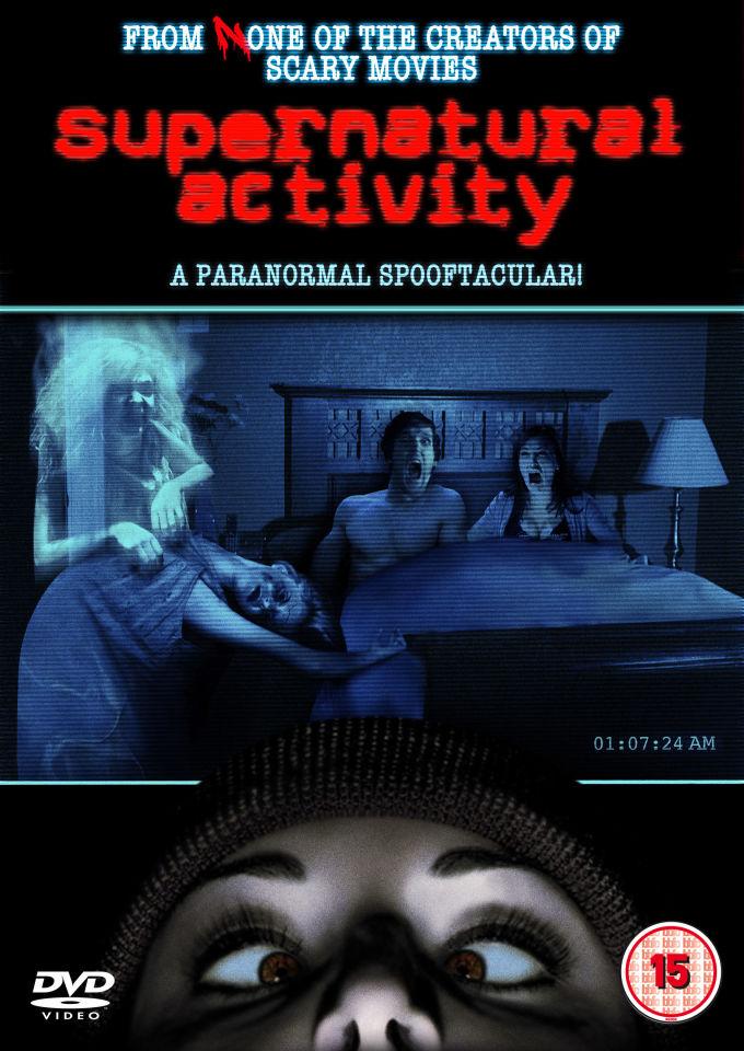 supernatural-activity