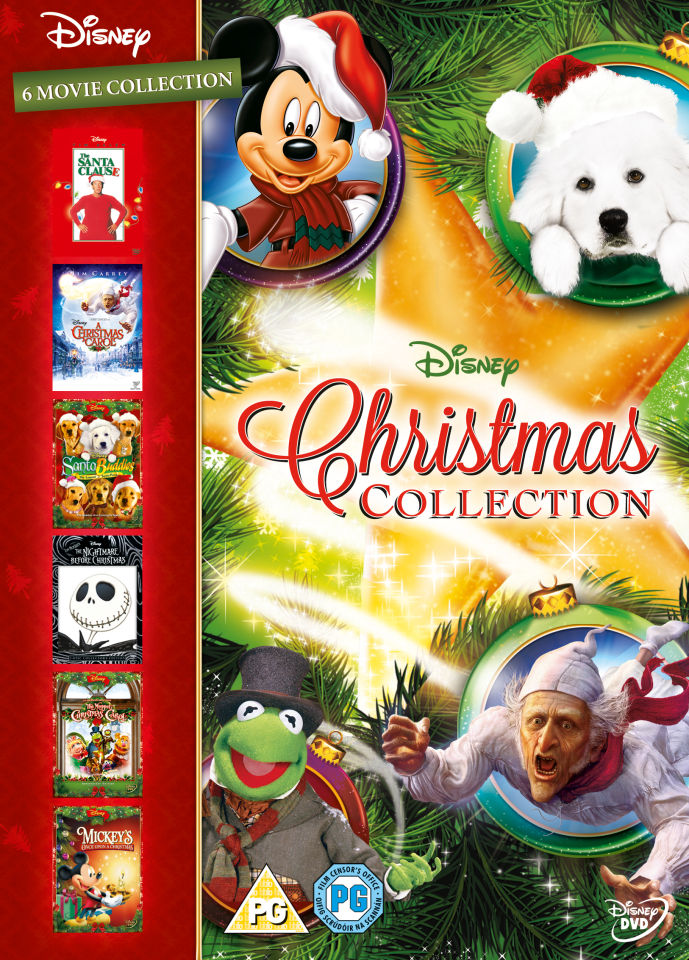 disney-christmas-collection