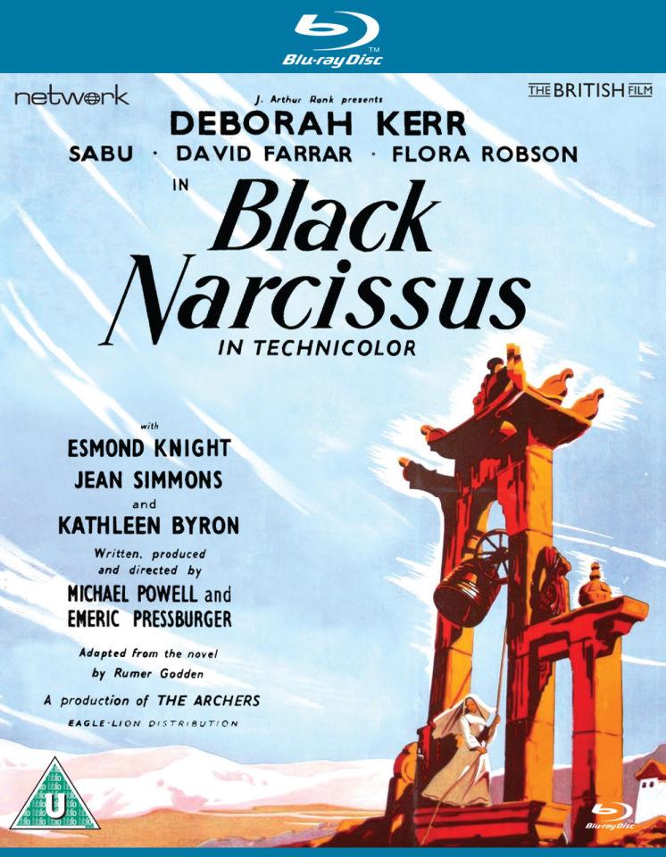 black-narcissus