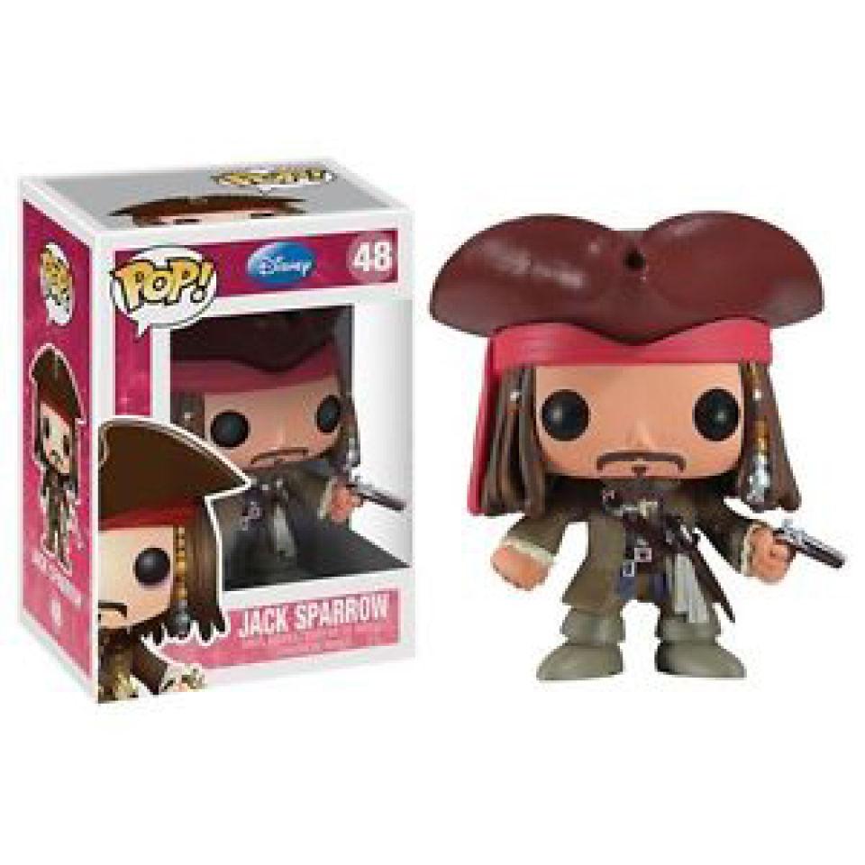 Disney Fluch der Karibik Jack Sparrow Funko Pop! Vinyl Figur