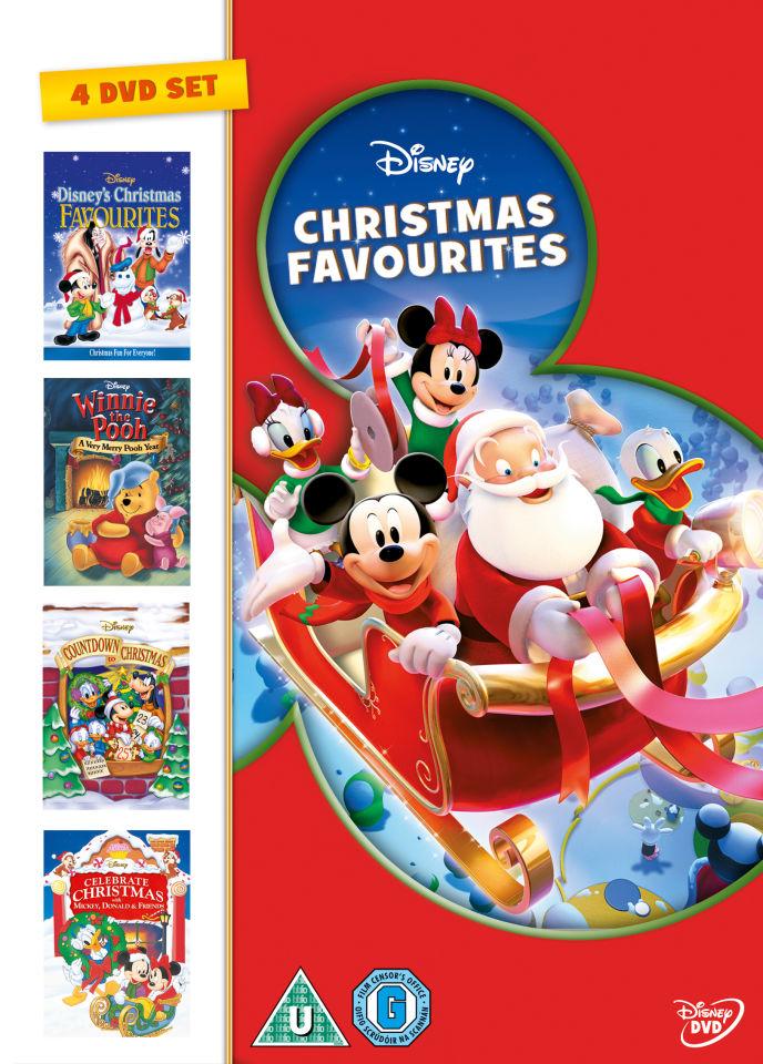 disney-christmas-favourites