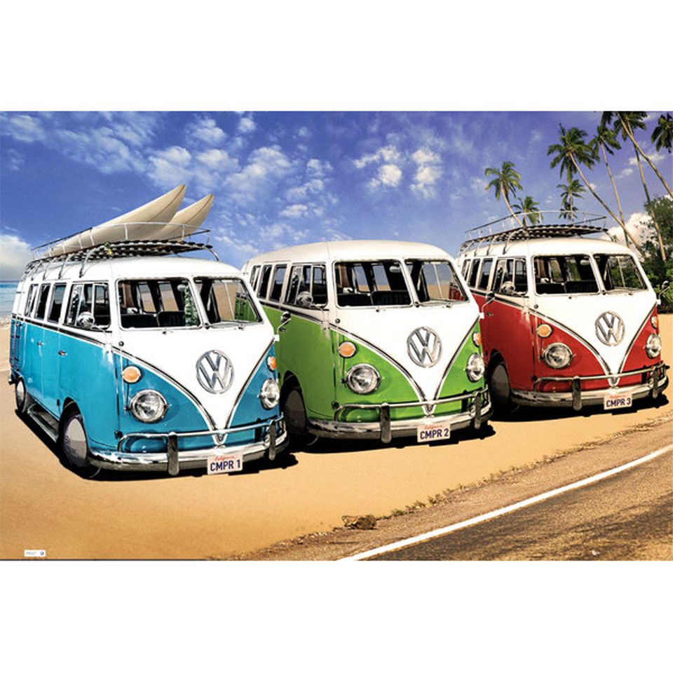 vw-californian-camper-campers-beach-maxi-poster-61-x-915cm