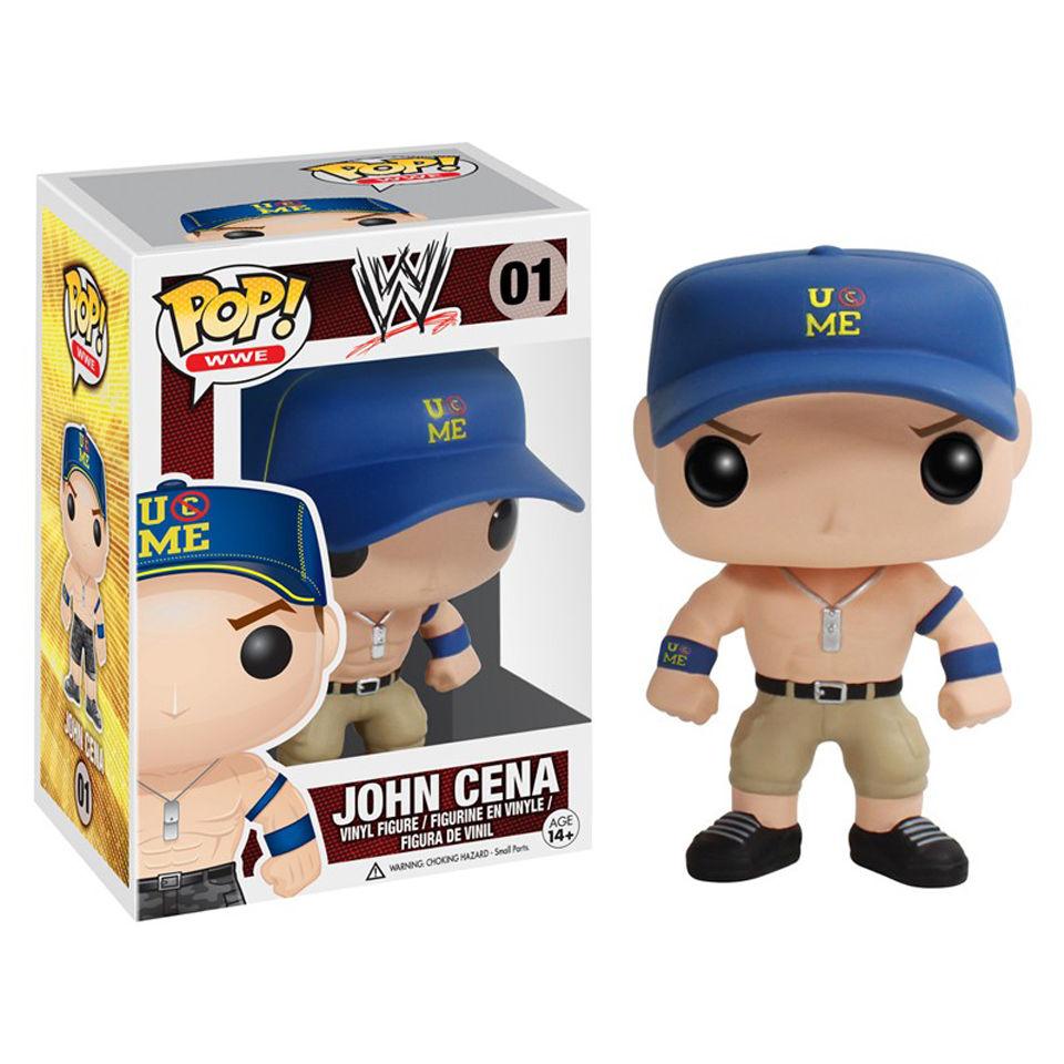 WWE John Cena Funko Pop! Figur