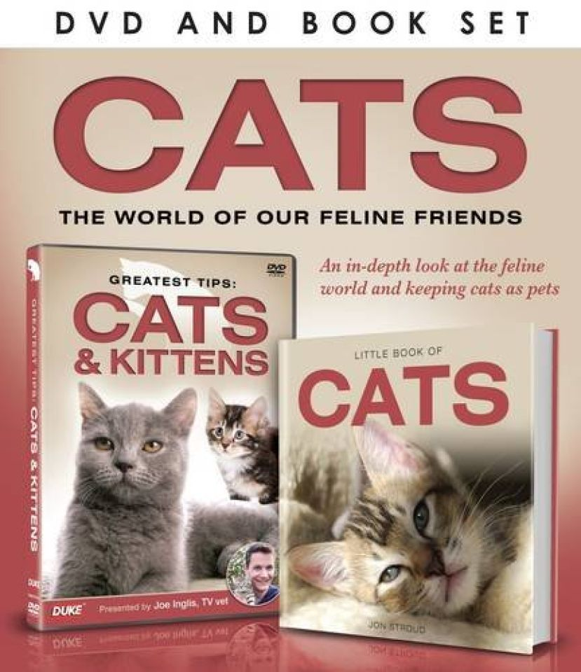 cats-includes-book