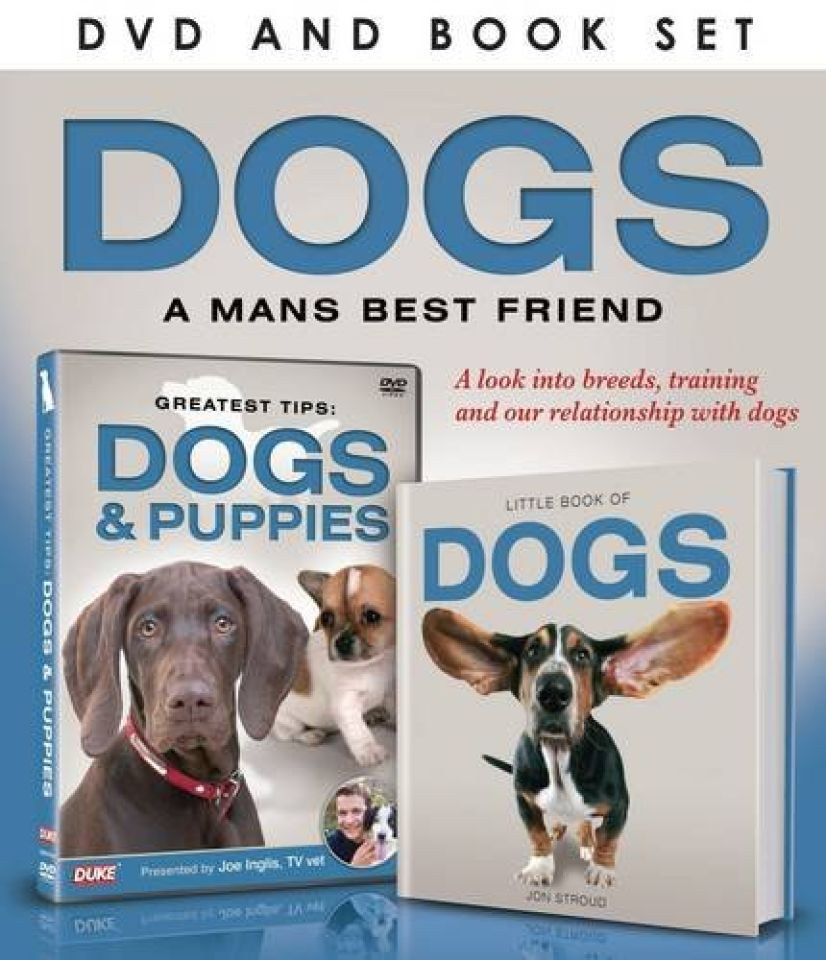dogs-includes-book