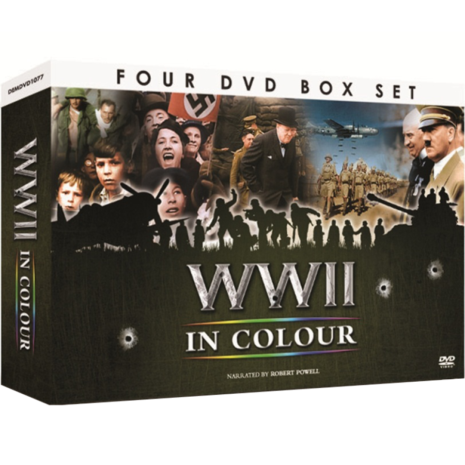 World War 2 in Colour - Gift Set - 1156.2KB
