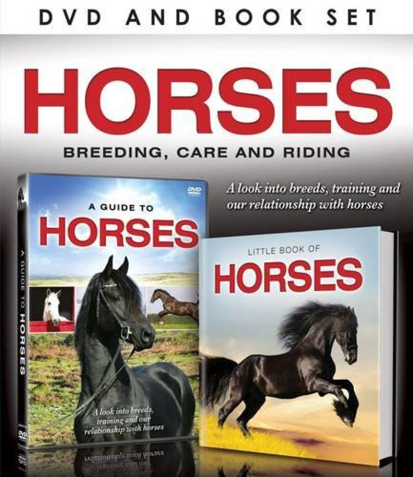 horses-includes-book