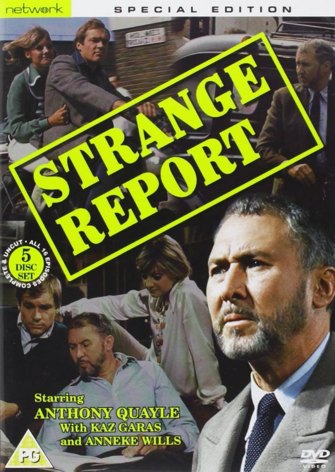 strange-report-the-complete-series