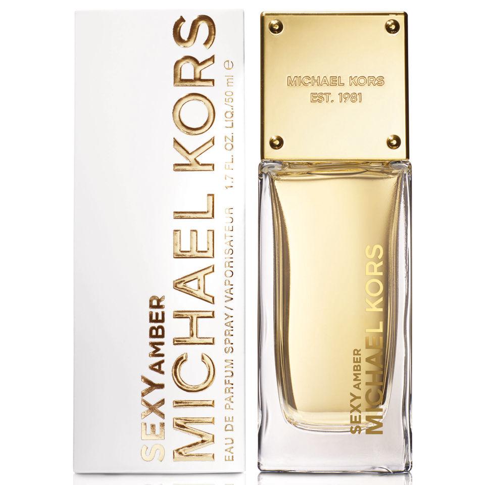 Michael Kors Sexy Amber Eau de Parfum (EdP) 50 ml