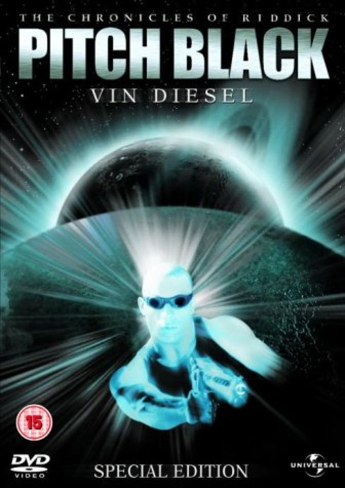 Pitch Black Dvd Zavvi