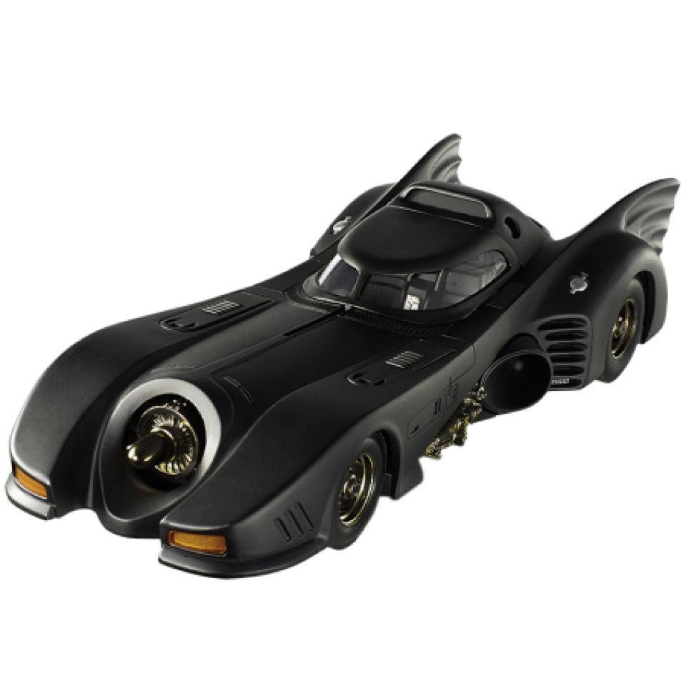 Hot Wheels Elite Dc Comics Batman Returns Batmobile 1 18
