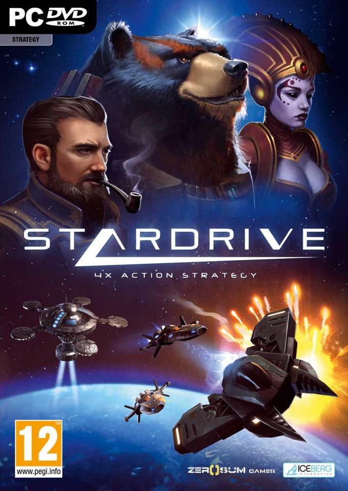 star-drive