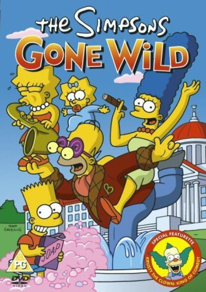 the-simpsons-gone-wild