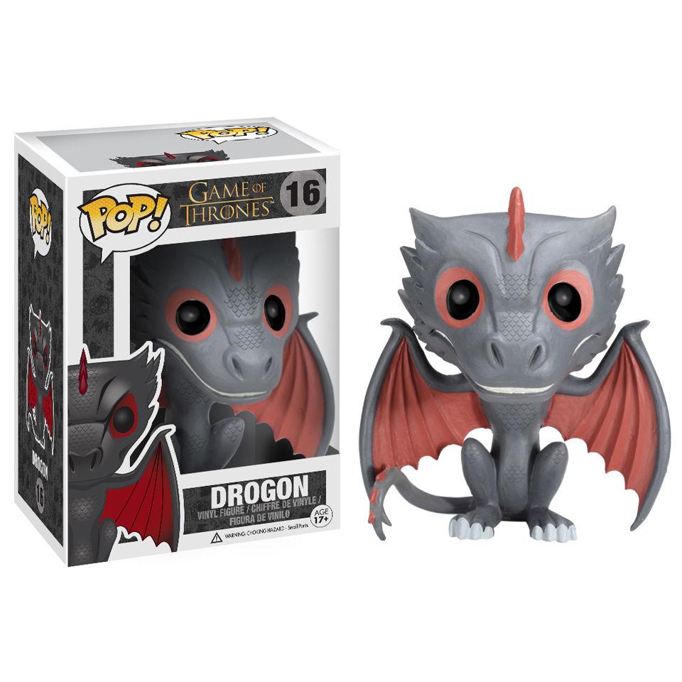 Game Of Thrones Drogon Pop! Vinyl Figure