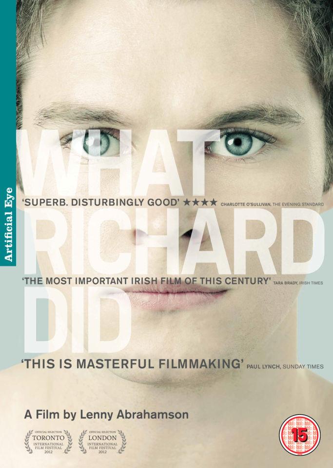 what-richard-did