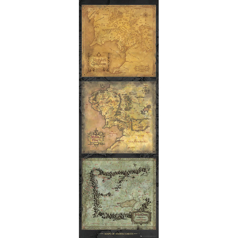 lord-of-the-rings-maps-of-middle-earth-door-poster-53-x-158cm