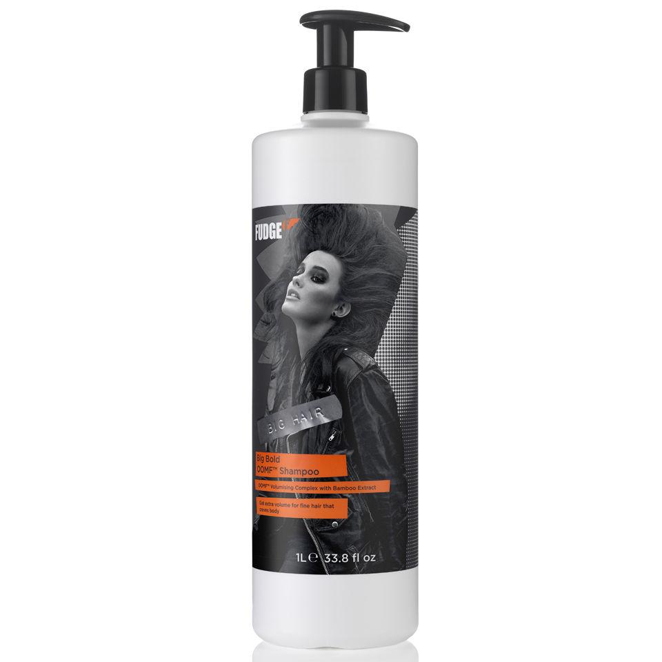 fudge-big-bold-oomf-shampoo-1000ml-worth-3300