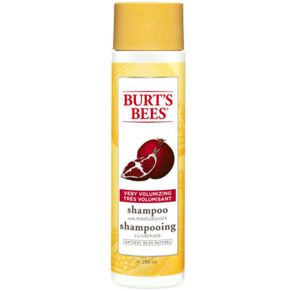 Burt's Bees Very Volumizing Shampoo 10 oz