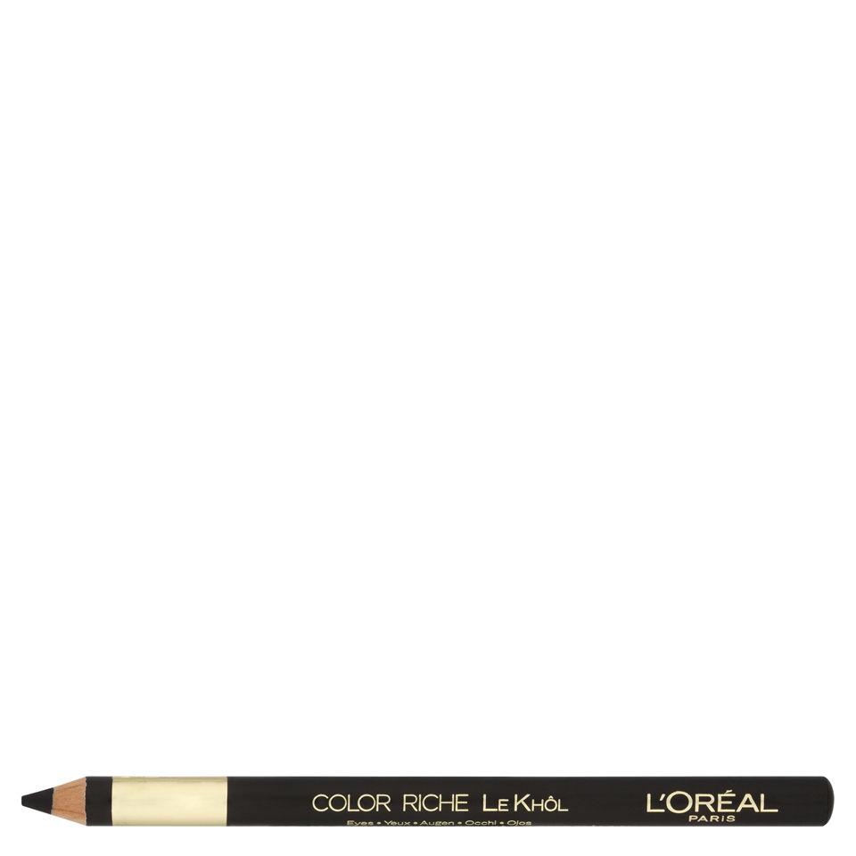 L'Oreal Paris Color Riche Le Khol – 101 Midnight Black