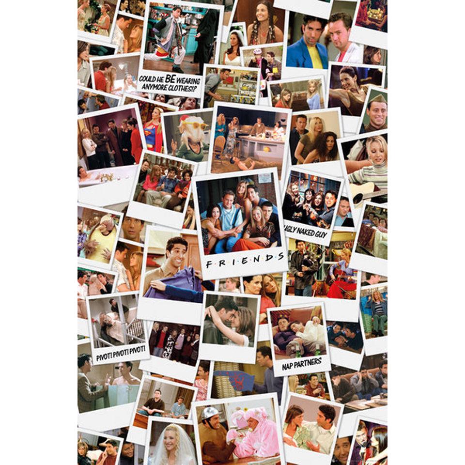 friends-polaroids-maxi-poster-61-x-915cm